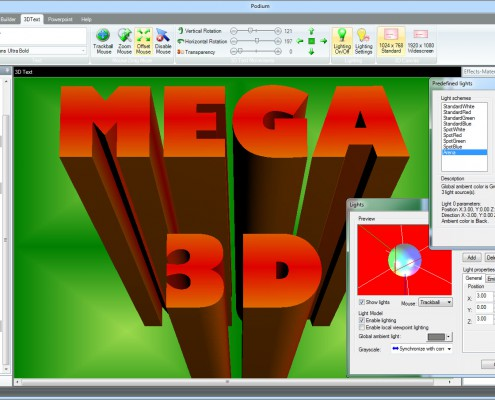 powerpoint 3d templates