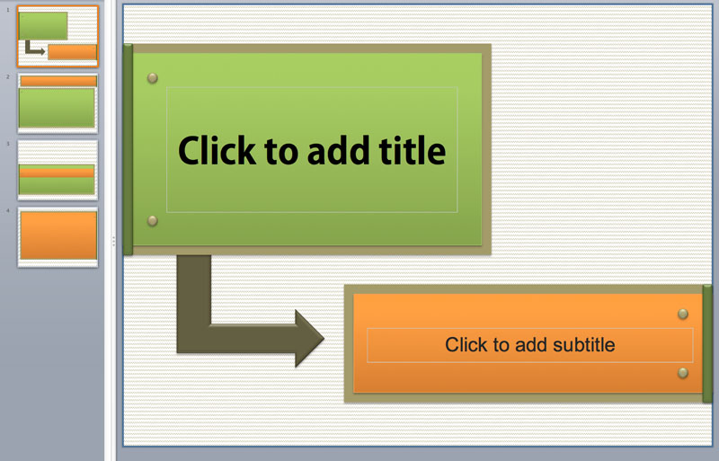 pinboard powerpoint templates