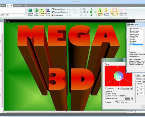 powerpoint 3d templates