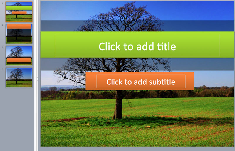tree powerpoint templates