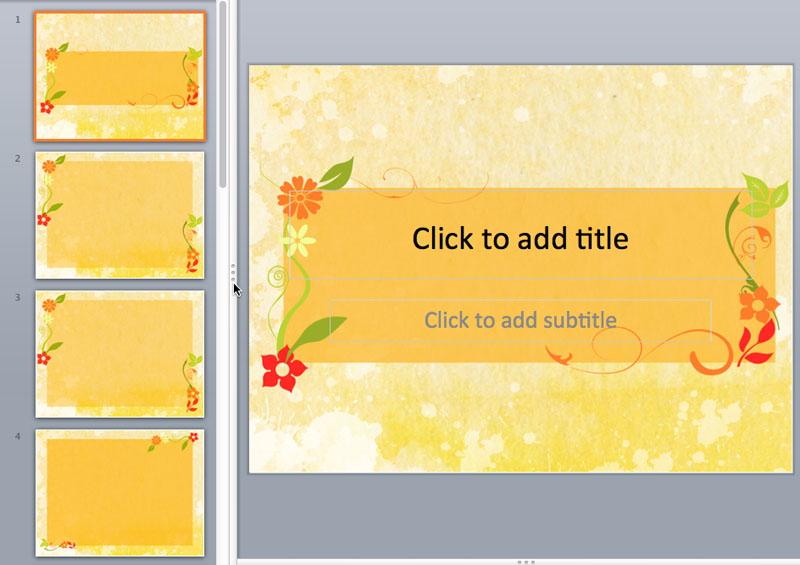beautiful ppt templates